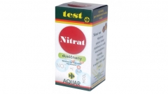 test Nitrat - nitrates - NO3