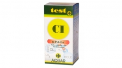 test Cl - chlorine